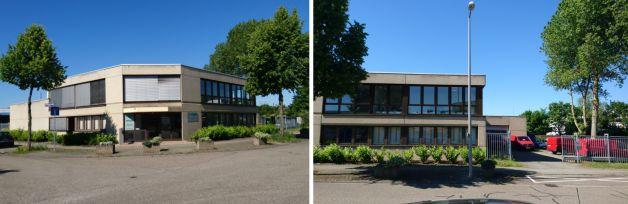 Optotherm Büro- und Werkstattgebäude